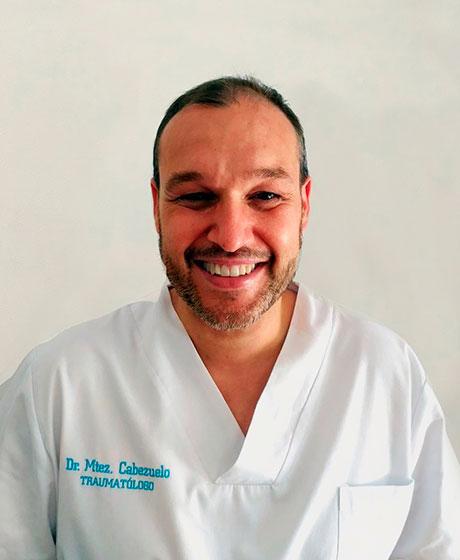 Dr. Jesús Martínez Cabezuelo